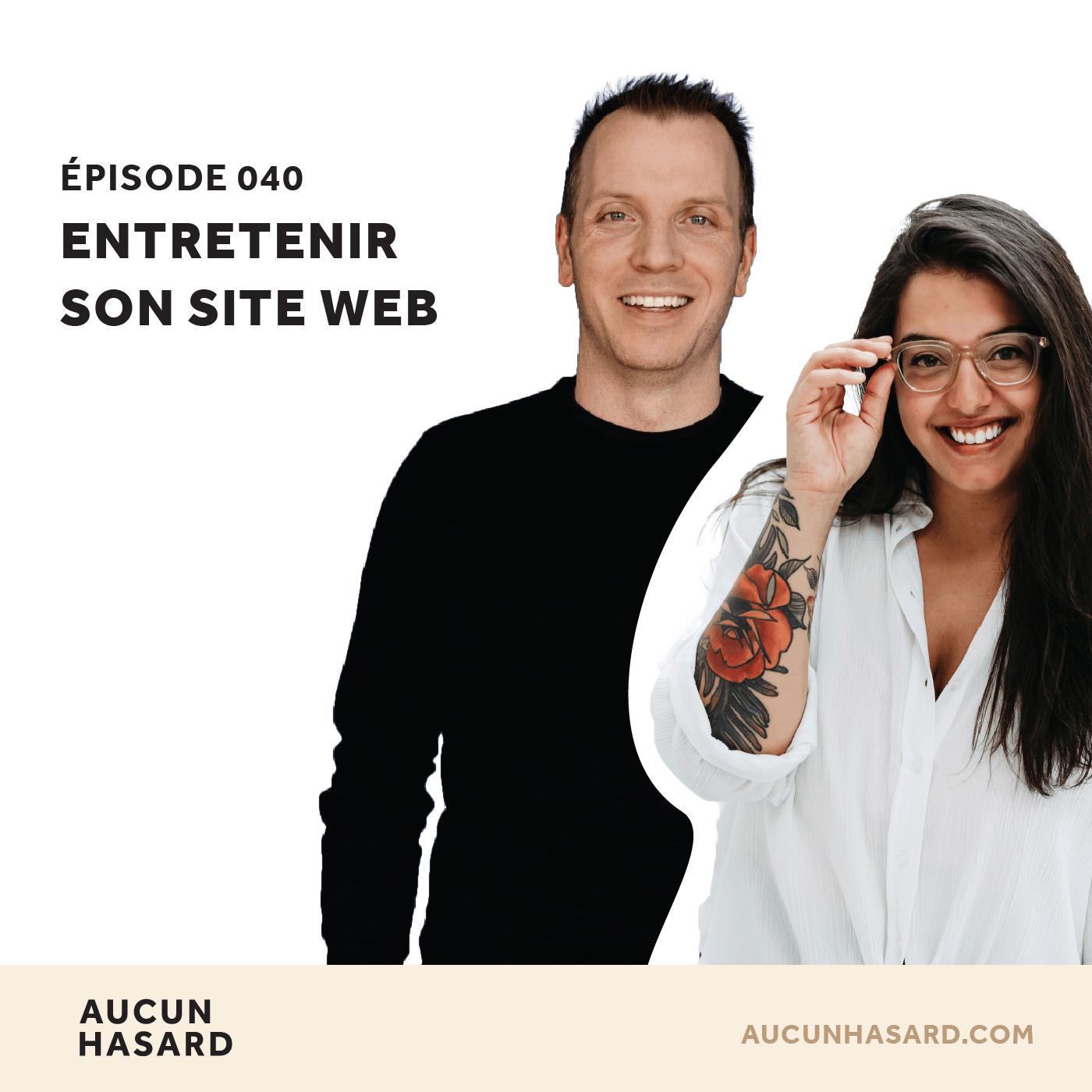 040 – Entretenir son site web